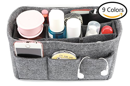 226d07502539 1 length x 6. 3 wide x 4. 7 high unit inch--fits lv speedy 25 perfectly    LV Neverfull PM Medium Organizer Approx. Durable felt