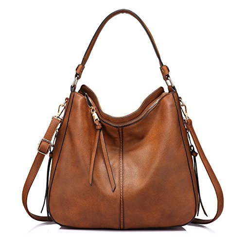 51491afb8b Handbags for Women Large Designer Ladies Hobo bag Bucket Purse Faux Leather