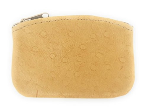 81970e64f2db Classic Men's Large Coin Pouch Change Holder, Genuine Leather ...