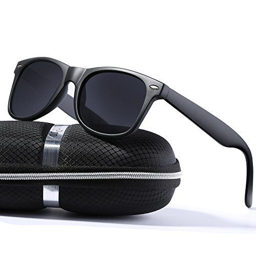 8e378a966a wearPro Wayfarer Sunglasses for Men Women Vintage Polarized Sun ...