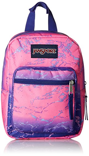 Insulated with Adjustable Handle - JanSport Big Break Lunch Bag