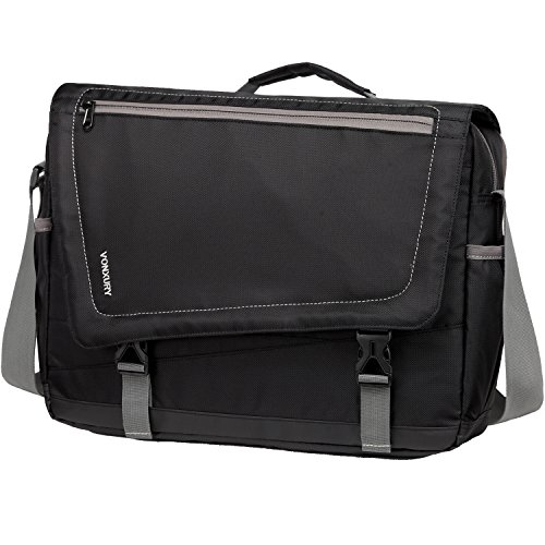 Durability and water resistant  the laptop messenger bag for men is made of  high density water resistant nylon outer fabric and polyester inner  material af62defe4fe