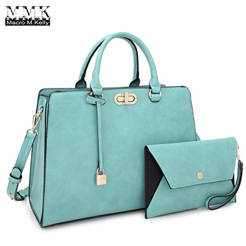 fb78631ce5f6 MMK collection Fashion Women Purses and Handbags Ladies Designer ...