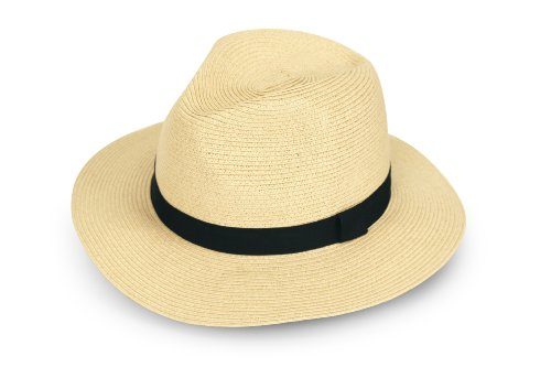 7e8da8b0 Refined packable styling makes the Havana Hat the ultimate hat for leisure  and travel. Constructed from a tough and crushable paper straw weave, ...